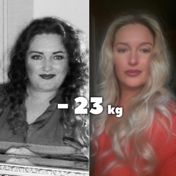 Irina Fink сбросила вес на 23 кг. И ты так сможешь.