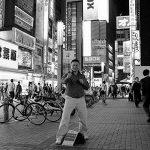 Wassili Geier, В Токио. Япония.