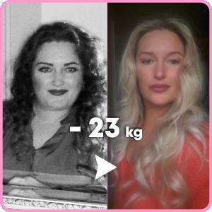 Ирина - история похудения, отзыв