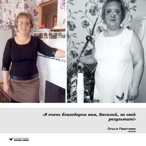 Похудение. Отзыв